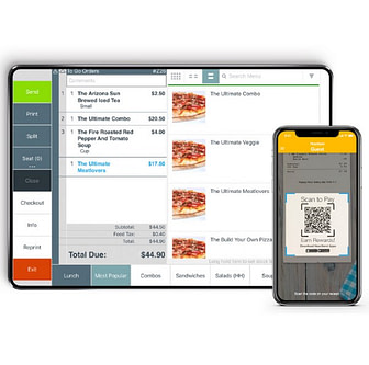Restaurant POS Tampa - Securis Systems - Streamline Operations