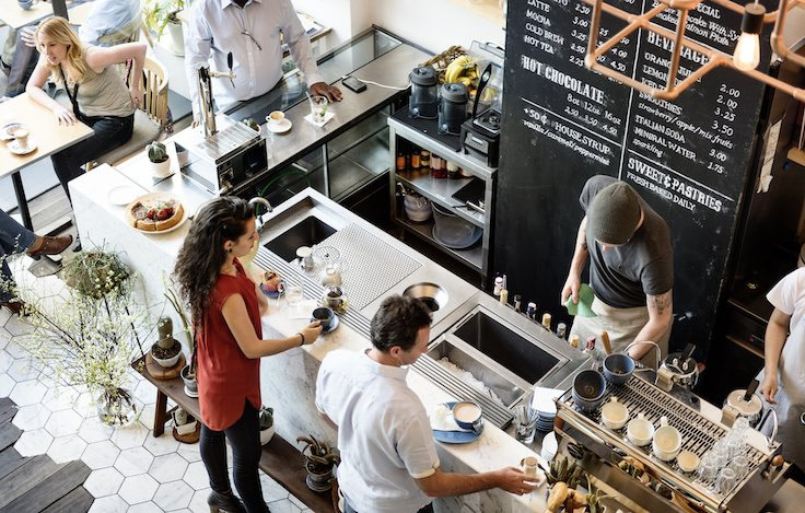 Low Voltage Cabling Restaurants
